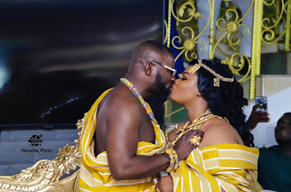 Photo of See Photos – Obaapa Christy remarries
