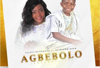 Photo of NEW MUSIC: Download Agbebolo by Celestine Donkor and Nhyiraba Gideon