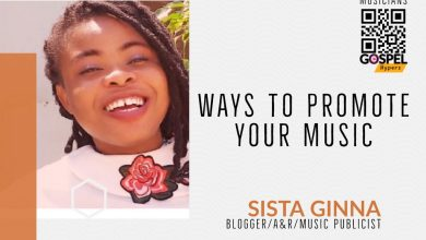 Photo of Music Marketing: Five Self-Promotional Strategies For Musicians With Sista Ginna