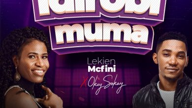 "Photo of New Music: Lekien Mcfini Out With ""IDIROBIMUMA"" Ft Okey Sokay"