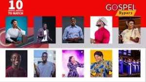 10 Ghanaian Gospel Artists To Watch In 2020 - Gospel Hypers
