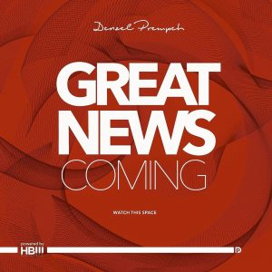 New Album : Denzel Prempeh & HeartBeatMusic Set To Release  'Deeper Touch' On May 15