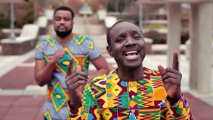 "Ghanaian Gospel musician David Arhen, better known as Mr PHD is out  with his new song and video ""Ma Waningye"" which featuring Morris BabyFace"