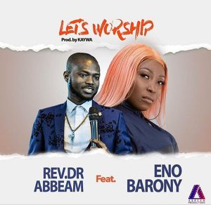 Eno leads powerful worship with Danso Abbeam (VIDEO)