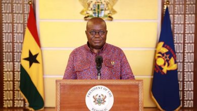 Photo of Churches & Other Public Activities Opened – President Akufo Addo Address to the Nation on COVID-19