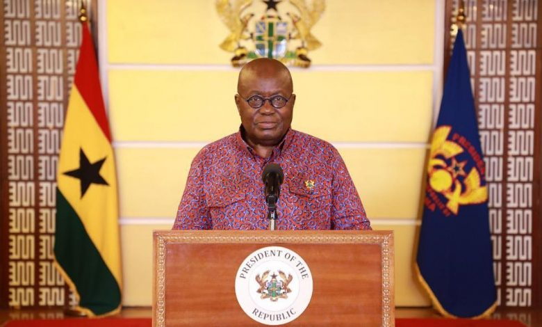 Churches & Other Public Activities Opened – President Akufo Addo Address to the Nation on COVID-19 - gospel hypers