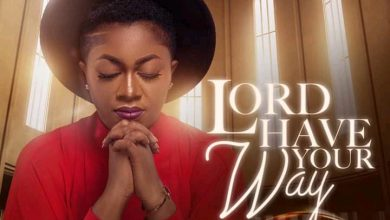 "Photo of ""LORD HAVE YOUR WAY"" EFE GRACE RELEASES NEW MUSIC VIDEO"