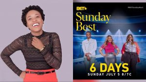 "Ghanaian Gospel Musician Niiella To Contest For Season 10 Of ""Sunday Best"" Gospel Music Reality Show - Gospel Hypers"
