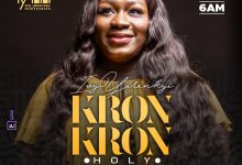 "Photo of GOSPEL ARTISTE IVY YIRENKYITO IS SET UNVEIL HER DEBUT SINGLE ""KRONKRON"" ON JULY 1"