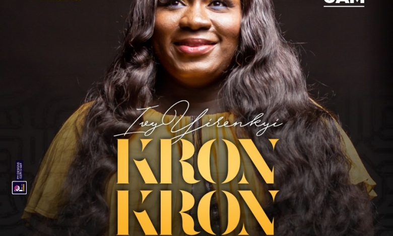 "GOSPEL ARTISTE IVY YIRENKYITO IS SET UNVEIL HER DEBUT SINGLE ""KRONKRON"" ON JULY 1"