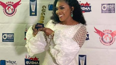 Photo of Ghana Urban Gospel Music Awards 2020: Jayana wins Female Vocalist of the year