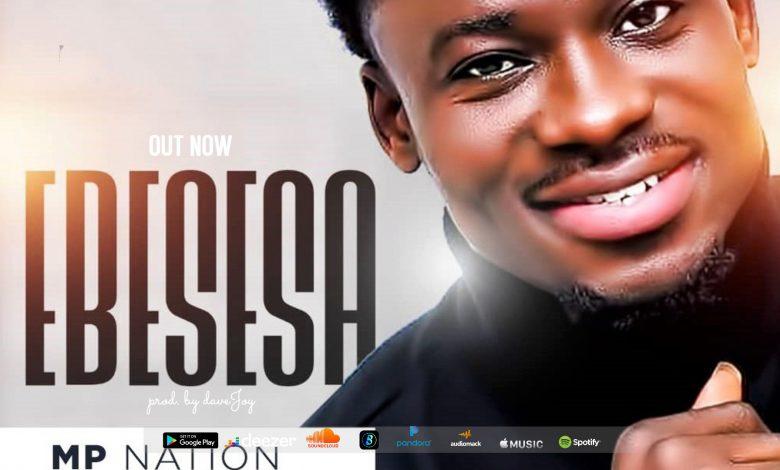 [IT WILL CHANGE]Gospel Singer MP finally Debuts New Single 'Ebesesa'