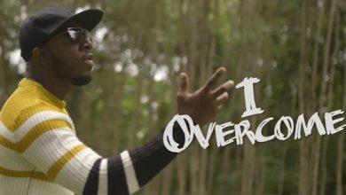 """Photo of Gospel Artiste EBA Releases Amazing Video For Single """"I Overcome"""""""