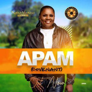 NANA AKOSUA RELEASES HER MUCH ANTICIPATED SINGLE – ''APAM''