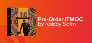 Kobby Salm Finally Opens Pre-Orders For Debut Album 'ITMOC' In The Midst Of Comfort