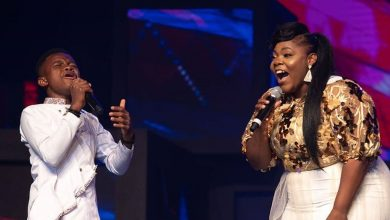Photo of [WATCH] Celestine Donkor Rap Rendition Of Agbebolo at VGMA21 Ft Nhyiraba Gideon