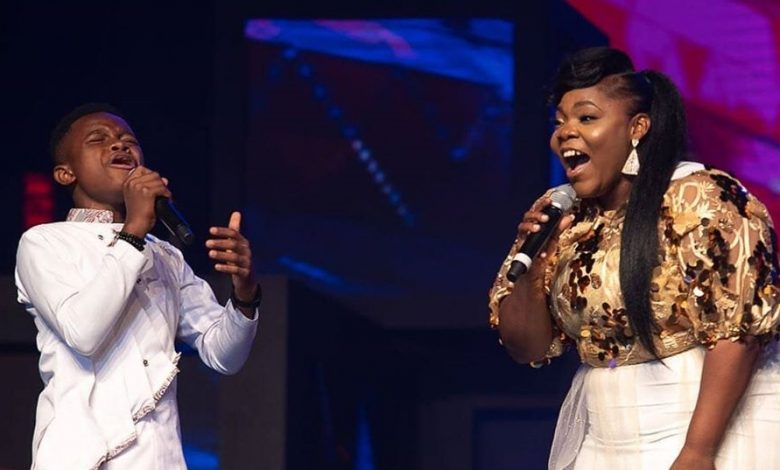 Watch Celestine Donkor Rap Rendition Of Agbebolo at VGMA21