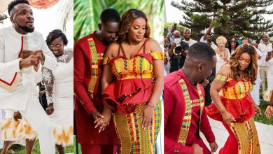 Photo of Top 30 Photos from Joe Mettle and Wife – traditional wedding