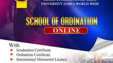 Photo of Get International Ministerial License/Gazetted For Global Ministry