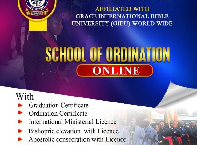 Get International Ministerial License/Gazetted For Global Ministry