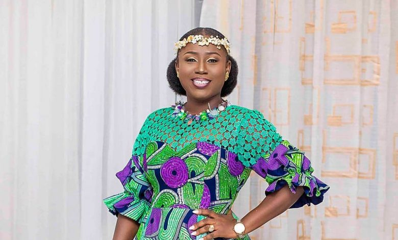Diana Hamilton wins Gospel Artiste of the Year VGMA21