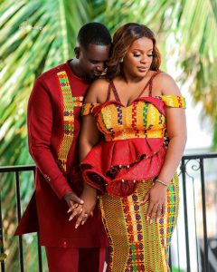 Top 30 Photos from Joe Mettle and Wife - traditional wedding