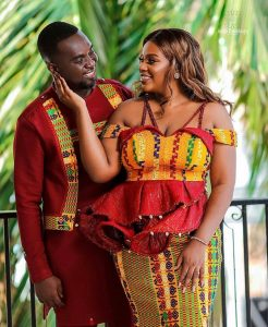 Top 30 Photos from Joe Mettle and Wife traditional wedding