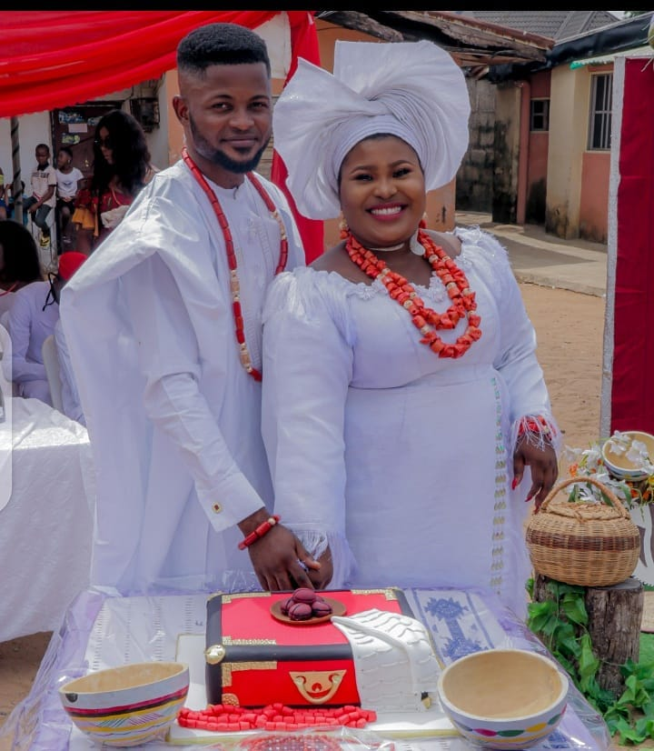 Check Out Photos From Judikay's Traditional Wedding
