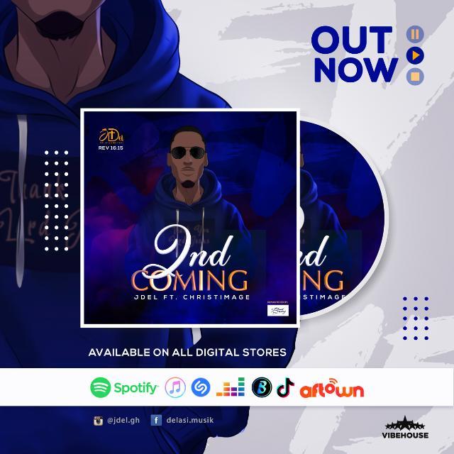 "Emerging Gospel Artiste JDel"" Releases 2ND Coming"