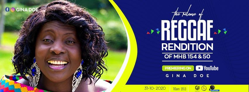 Ghanaian Gospel Artiste Gina Doe Set To Bless Lives