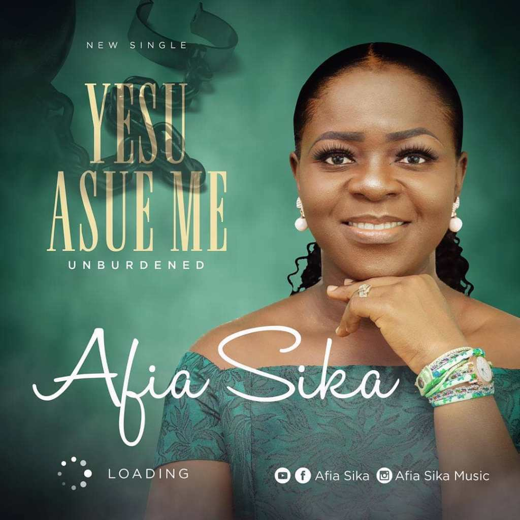 """Yesu Asua Me"" Emerging Ghanaian Gospel Act Afia Sika Unveils New Music Video"