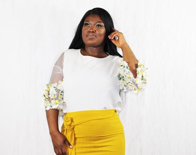 Get To Know Angela Kumiwaa, Ghanaian Gospel Musician, Profile, Songs