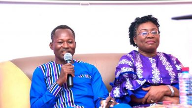 "Photo of ""I had Love For Her Music"" – Mr Abugah Reveals At Diana Hopeson's Biography Launch."