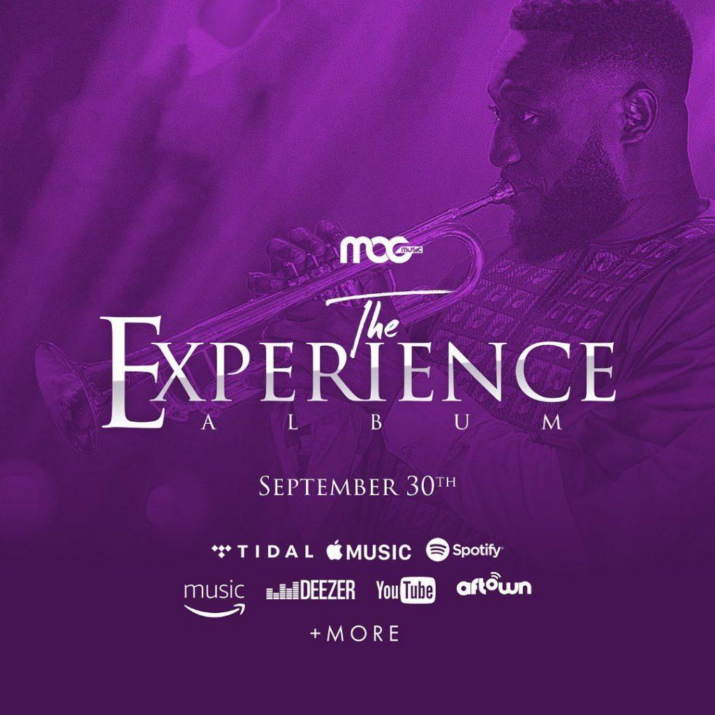 """""""The Experience"""" MOGmusic Unveils His 5th Gospel Album"""