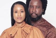 "Photo of Stand With Me"" Sonnie Badu Features His Wife On His New Song"