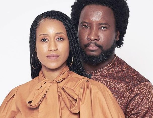"Stand With Me"" Sonnie Badu Features His Wife On His New Song"