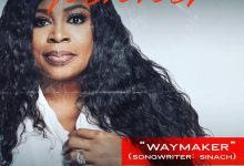 Photo of Way Maker By Sinach Wins Song Of The Year At Dove Awards
