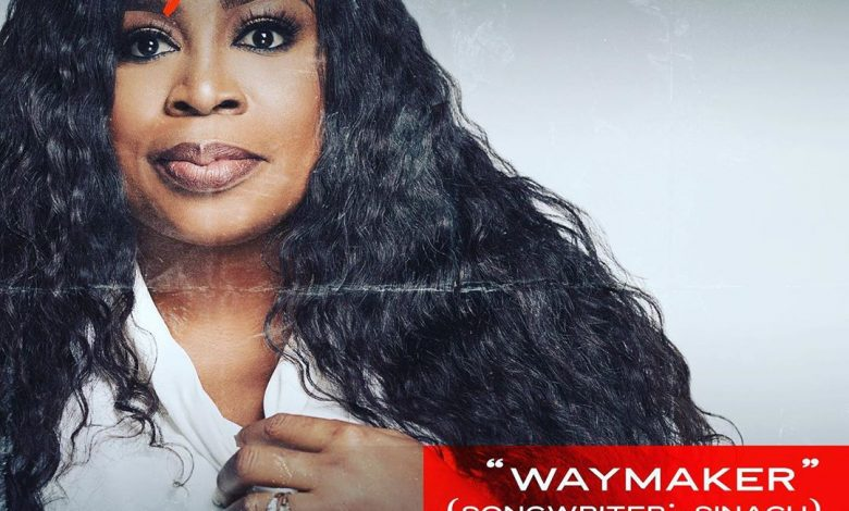 Gospel Hypers -Way Maker By Sinach Wins Song Of The Year At Dove Awards