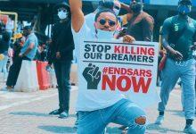 Photo of #EndSARS: Nigerian Gospel Musicians, Steve Crown, Onos, Tim Godfrey Join Protest