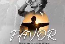 """Photo of Urban Gospel artist Peter Sam ft Kobby Words on """"Favor"""""""