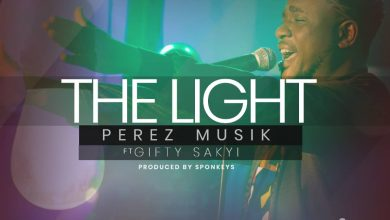 "Photo of ""The Light"" Perez Musik drops New Song Ft Gifty Sakyi"