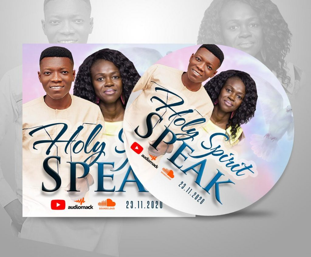 "Holy Spirit Speak"" Max Amu Praise"