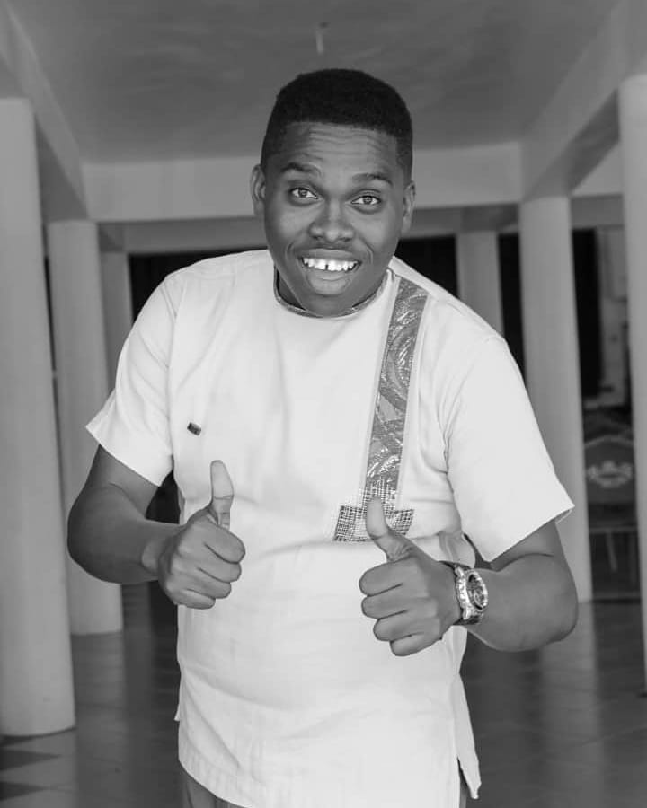 Ghanaian Gospel Musician Kevin Sasu - Profile, Songs , Career