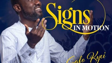 """Photo of """"Signs In Motion"""" Safo Kyei Releases An Inspirational Maiden Gospel Song"""