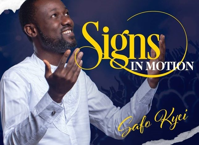 """Signs In Motion"" Safo Kyei"