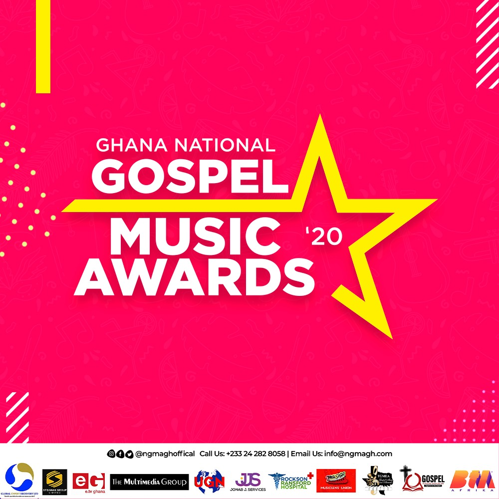 Ghana National Gospel Music Awards 2020: Nominations Out Now