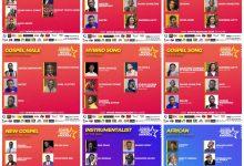 Photo of Ghana National Gospel Music Awards 2020 – Nominees