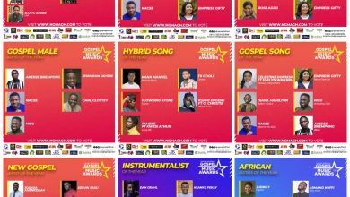 Photo of Ghana National Gospel Music Awards 2020 – Nominees