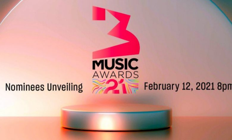 3 music awards nominations and winners gospel