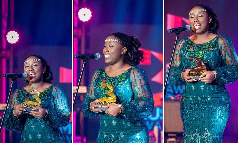 Diana Hamilton Wins 3 Awards At 3Music Awards